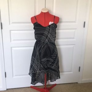 Express high-low dress size S